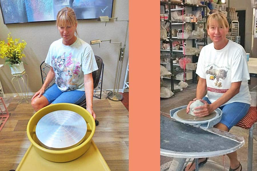 Why I Bought an Electric Pottery Wheel Instead Of A Kickwheel