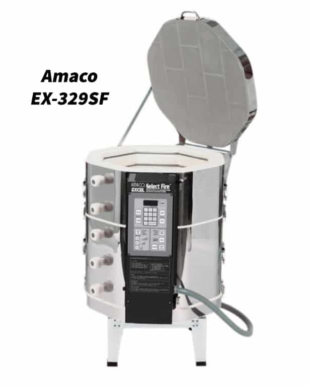 A picture of a Amaco EX-329SF kiln