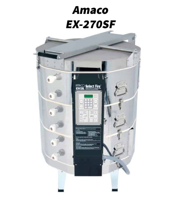A picture of a Amaco EX - 270SF EZ-Lift kiln