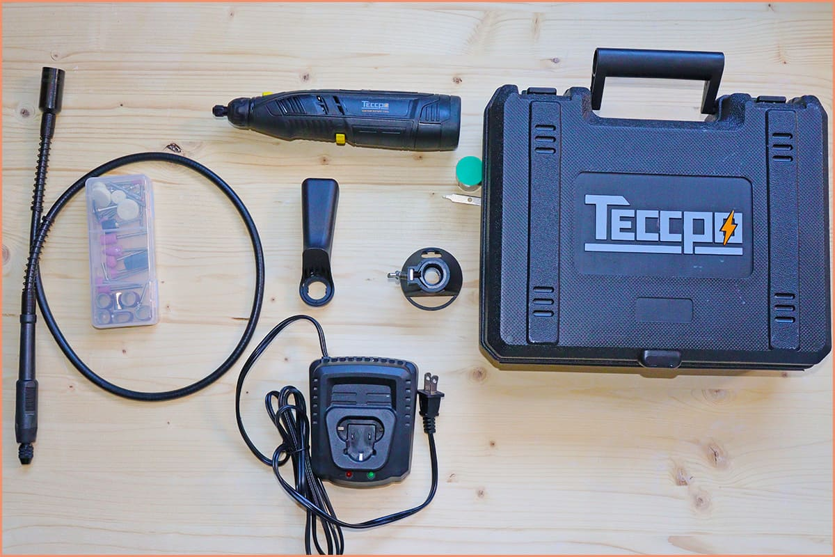 a picture of a Rotary Tool kit