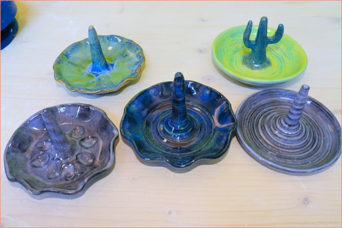 How to Make A Ring Holder On The Pottery Wheel In 10 Easy Steps