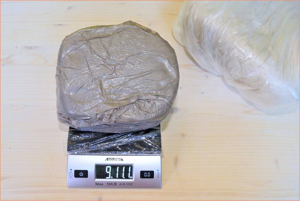 a picture of a Accuteck 50 lbs. Digital Scale