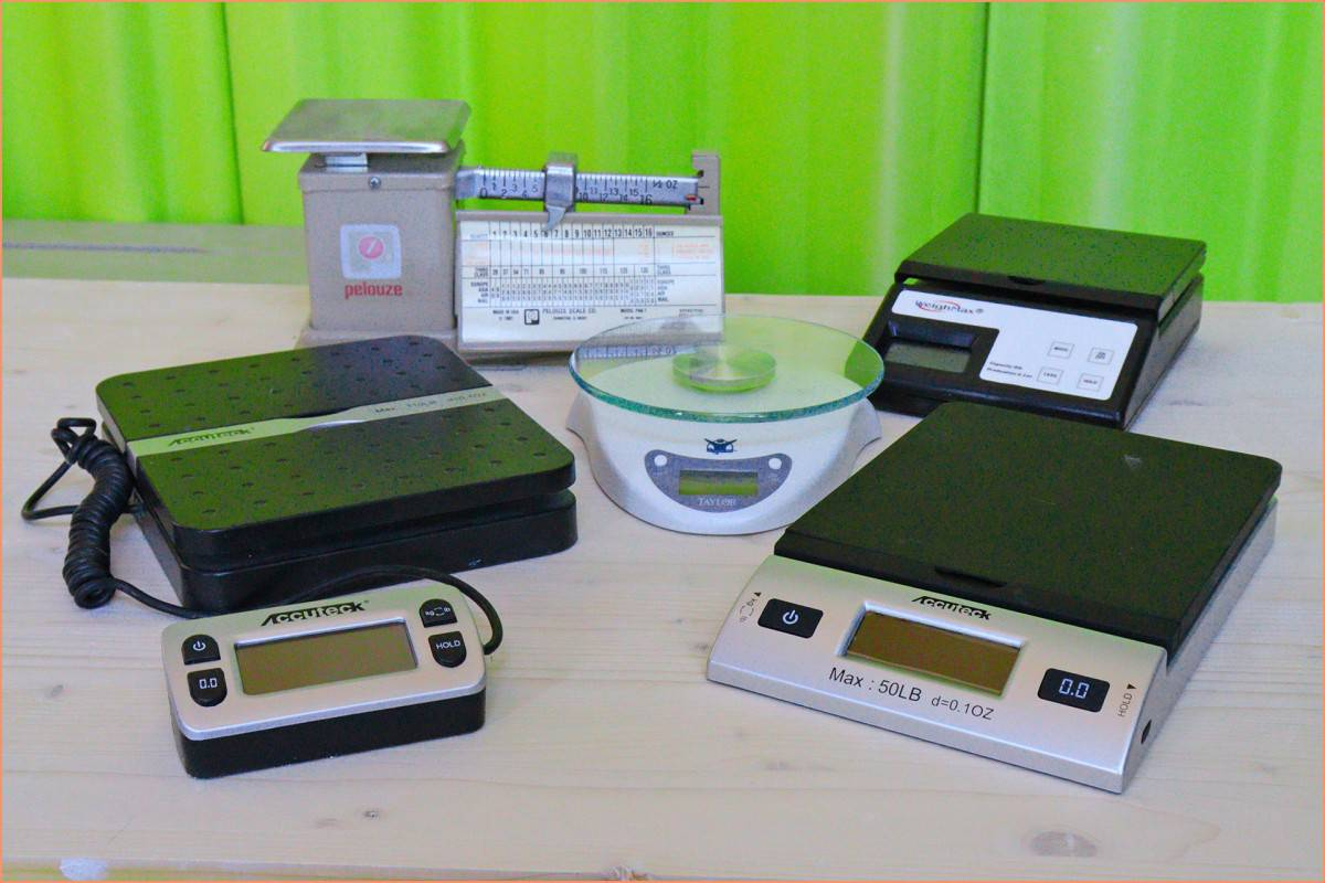 The Best Digital Scales for a Pottery Studio