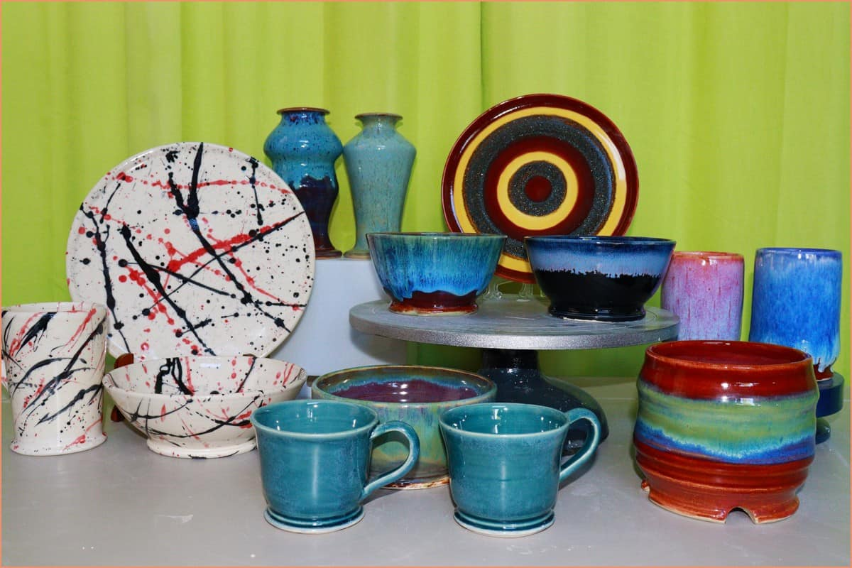 Pottery That Sells Well – 9 Pieces All Potters Should Make and Sell