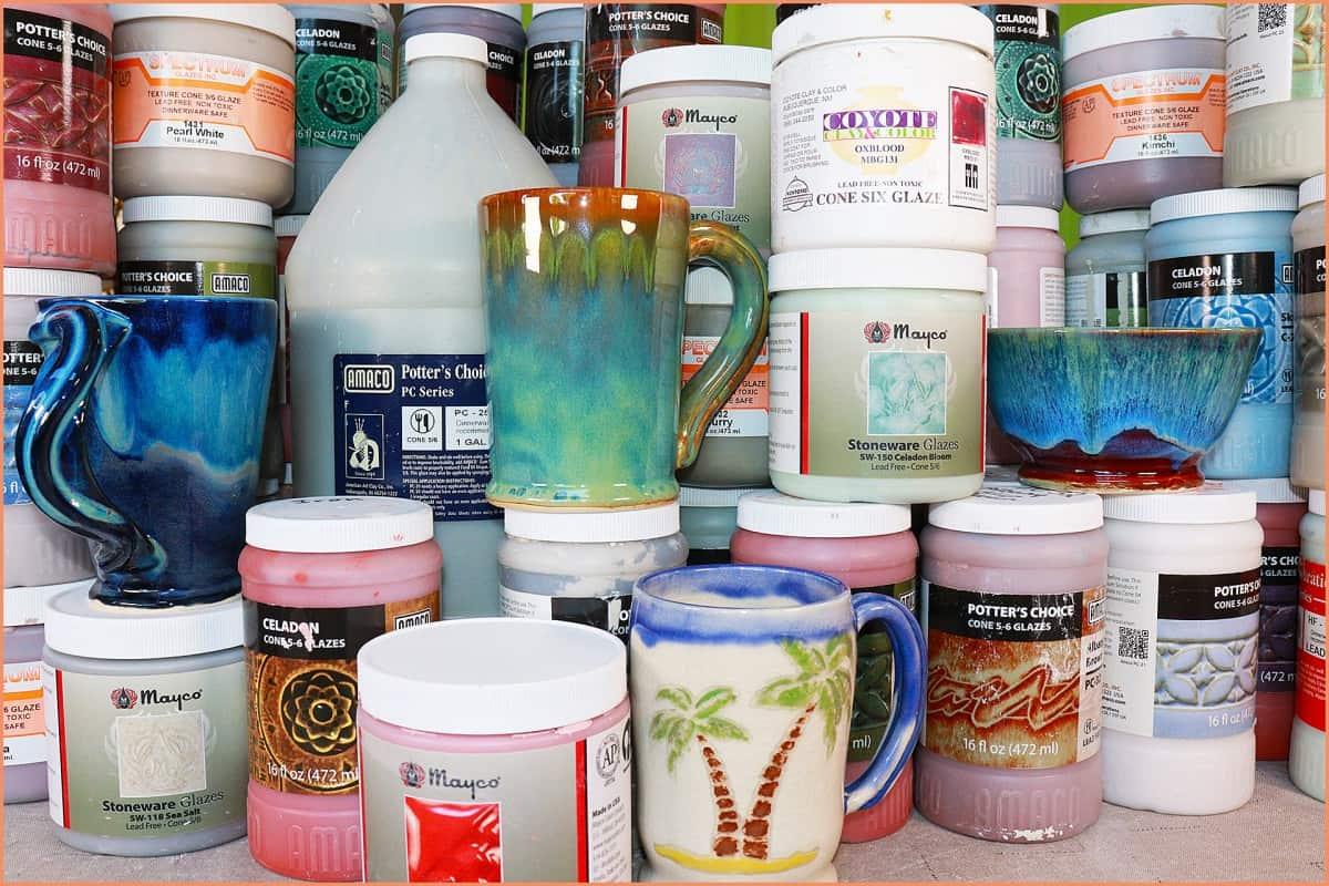 How to Choose Pottery Glaze – A Beginner Glaze Guide