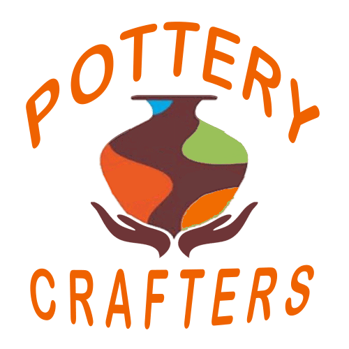 pottery crafter logo 2021