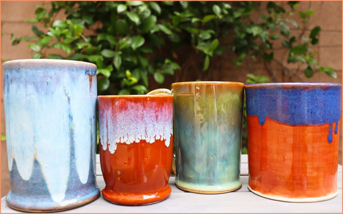 What Causes Pinholes in Pottery Glaze and How To Prevent Them
